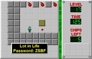 CCLP3 Level 17