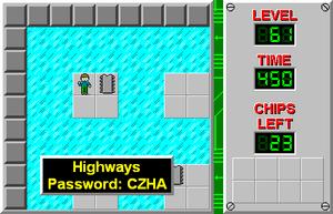 CCLP1 Level 61