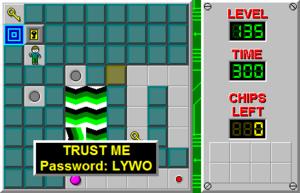 Level 135