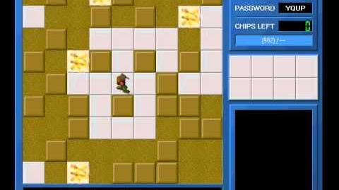 CCLP1 level 99 solution - 982 seconds