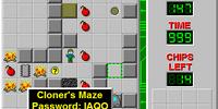 Cloner's Maze