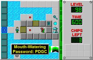 CCLP3 Level 98
