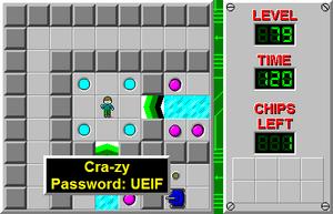 CCLP2 Level 79
