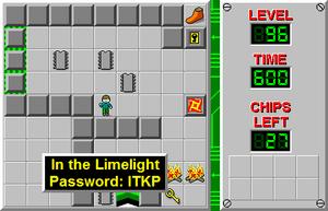 CCLP3 Level 96