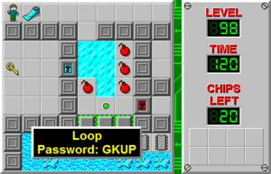 CCLP2 Level 98