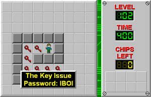 CCLP4 Level 102
