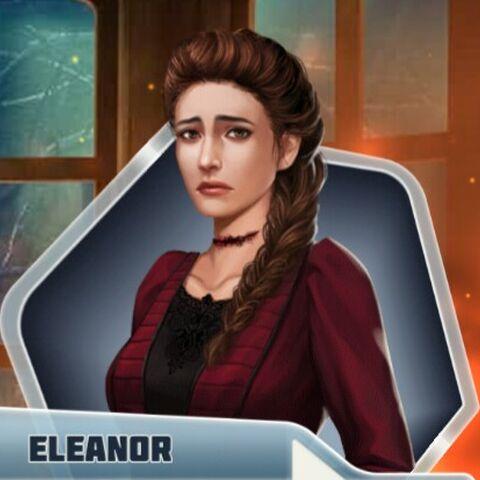 Eleanor with slit throat