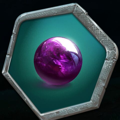 Tevan's Message Orb