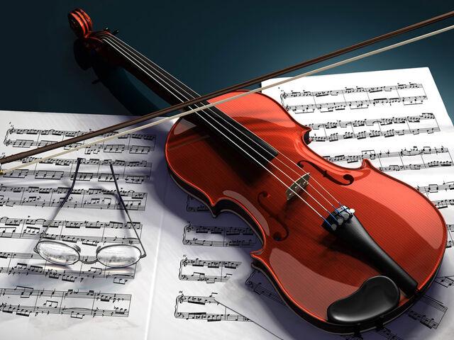 File:Violin-and-notes.jpg