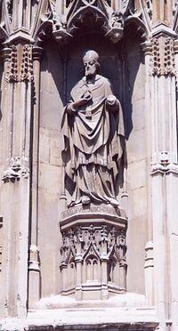 Anselm-statue