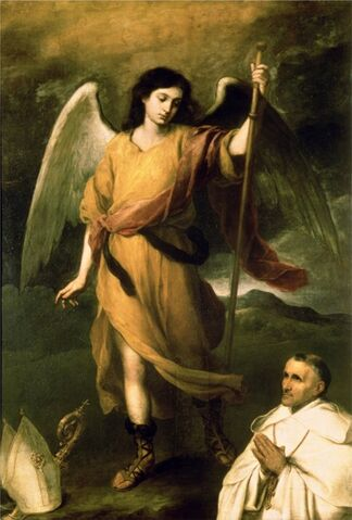 File:Raphael and the Bishop.jpg