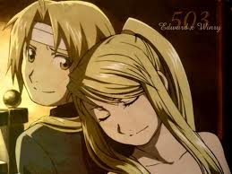 File:Winry and Edward.jpg