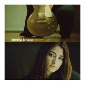 File:Jennifer Knapp-The Way I Am.jpg