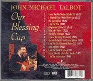 John Michael Talbot-Our Blessing Cup-Back Cover