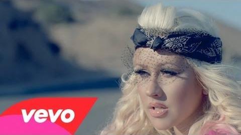 "Christina Aguilera - ""Your Body"" Teaser 3-0"