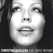 Christina Aguilera - The Voice Within CD cover