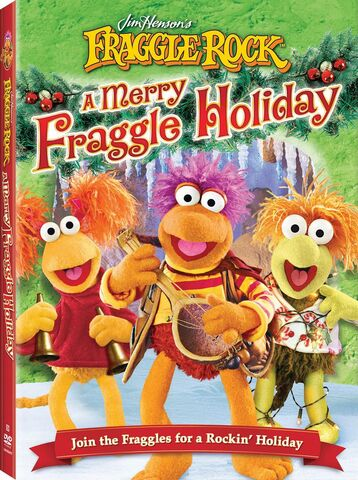 File:A Merry Fraggle Holiday DVD.jpg