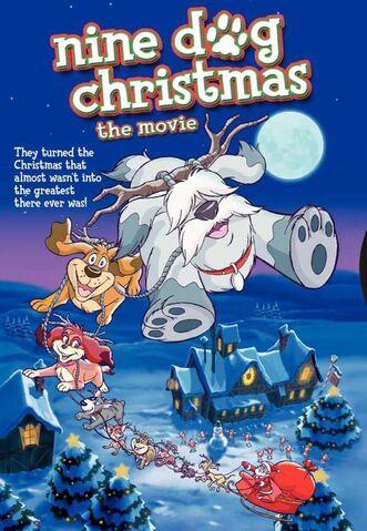 File:Nine Dog Christmas.jpg