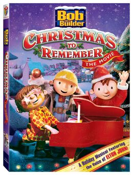 Bob the Builder Christmas to Remember DVD