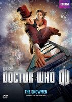 Doctor Who The Snowmen US DVD