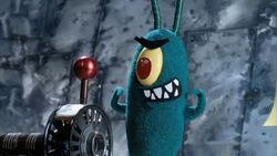 Plankton in Stop-motion