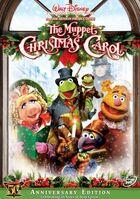 MuppetXmasCarol DVD 2005