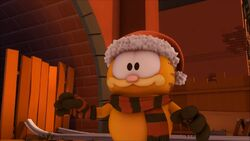 Garfield in The Garfield Show