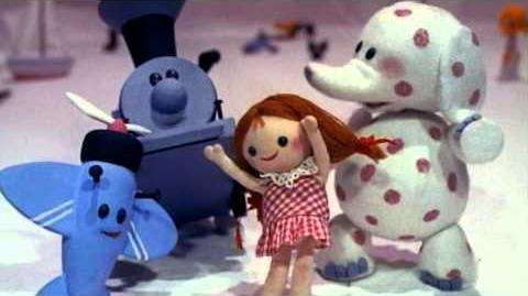 """""""The Most Wonderful Day Of The Year"""" Misfit Song from the Rudolph The Red-Nosed Reindeer Movie"""