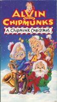 AChipmunkXmas VHS 1993