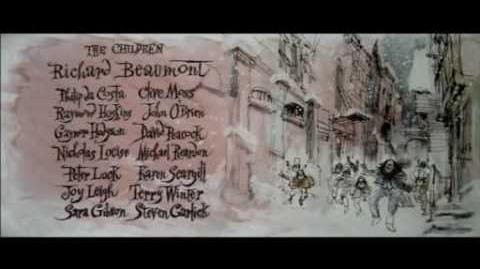 SCROOGE (1970), main titles - Music by Leslie Bricusse