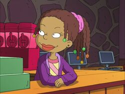 Susie in AGU