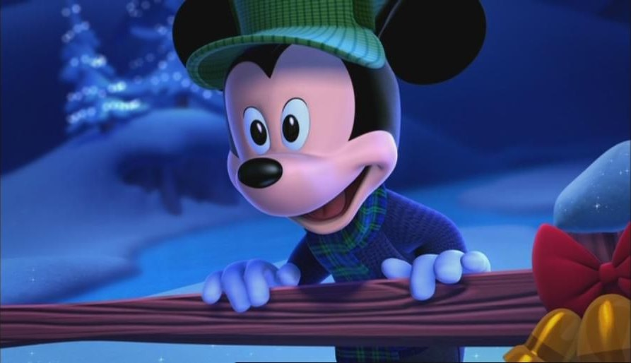 Mickey Twice Upon A Christmas End Credits Wbzakr Allnewyear Site