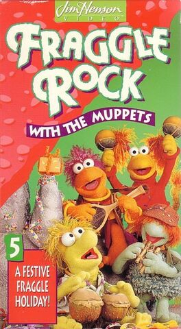 File:Fraggle Rock holiday VHS.jpg