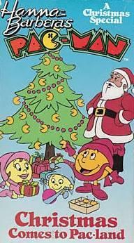 PacManChristmasVHS