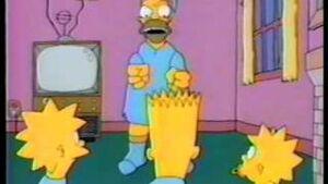 Simpson christmas