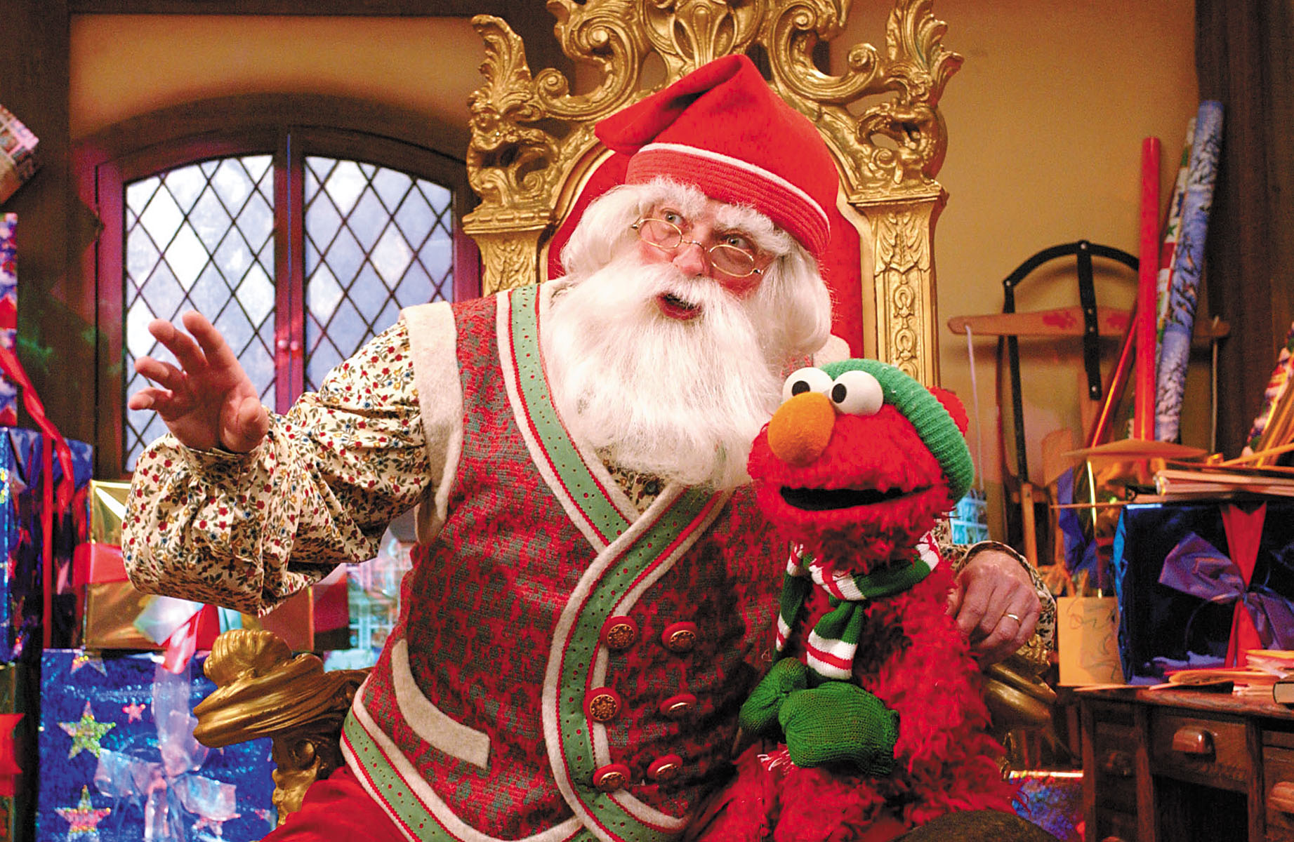 Image - Elmo Saves Christmas.jpg | Christmas Specials Wiki ...