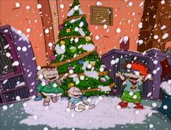 Let It Snow Rugrats Episode