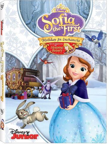 File:SofiaTheFirstHolidayinEnchancia DVD.jpg