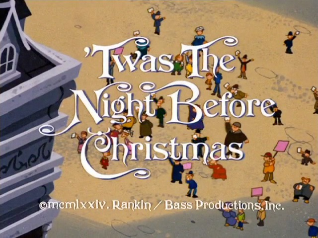 twas the night before christmas the movie - Twas The Night Before Christmas Movie
