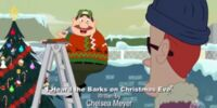 I Heard the Barks on Christmas Eve