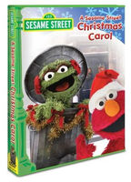 SesameXmasCarol DVD