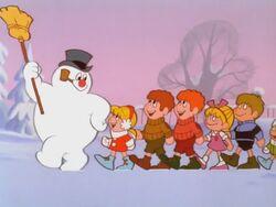 Frosty's parade