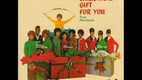 06 - Phil Spector - Darlene Love - Marshmallow World - A Christmas Gift For You - 1963