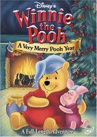 A very merry pooh year original dvd