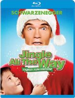 Jingle All The Way Family Fun Edition Blu-Ray