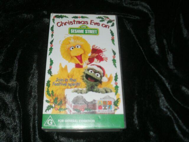 File:ChristmasEveonSesameStreetAustralianVHS.jpg