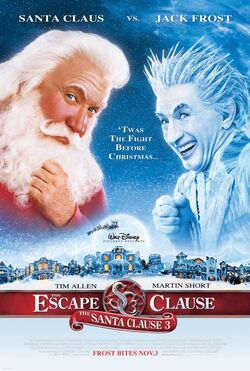 TheSantaClause3 Poster