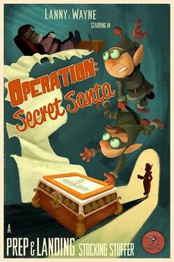 OperationSecretSantaPoster