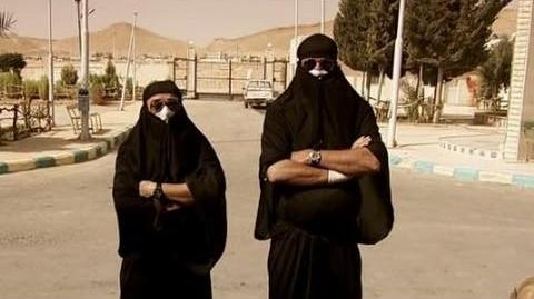 Boys in Burkas - Top Gear - BBC