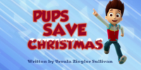 Pups Save Christmas